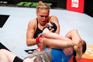 Stop Her If You Can: Is Ronda Rousey the Babe Ruth of MMA?