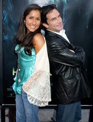Premiere: Julie Berry and Jeff Probst from 'Survivor' at the Westwood premiere of Warner Bros. Pictures' House of Wax - 4/26/2005 Julie Berry