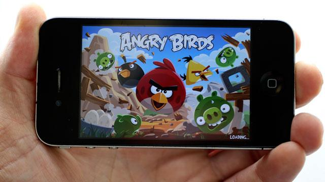 'Angry Birds' Maker's 3-D Film Plans