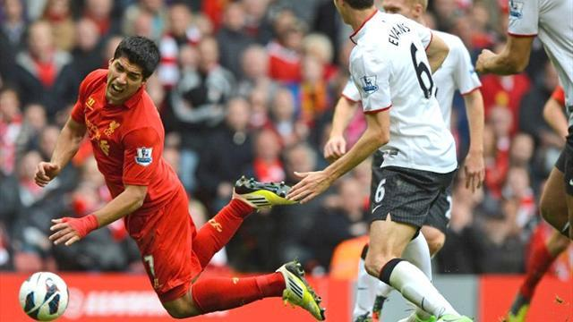 Suarez: Referees make mistakes