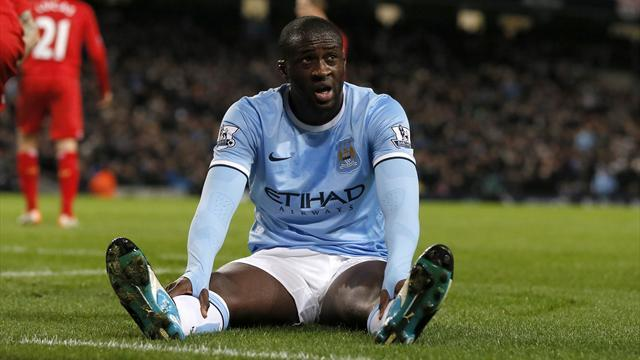 Premier League - Agent reiterates: City's birthday wishes to Toure were a sick joke