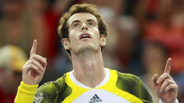 Betting - I bookmaker lanciano Murray: il Grande Slam vale 100