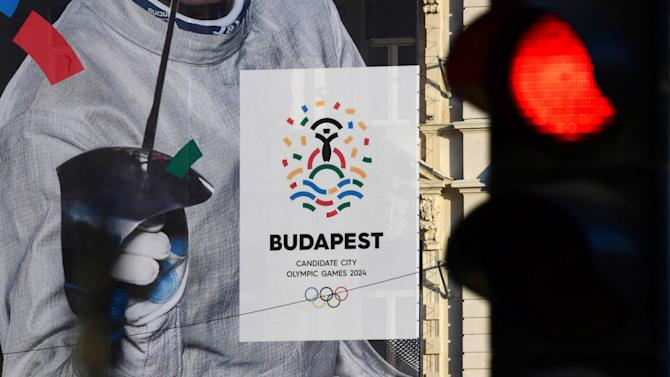 Budapest to pull out of 2024 Olympics bidding, leaving only Los Angeles and Paris