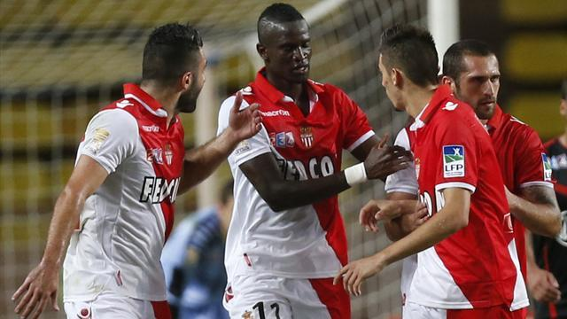 Ligue 1 - Monaco promoted to top flight after late winner