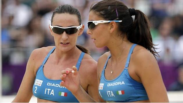 Beach Volley - Cicolari e Menegatti, la coppia d'oro si divide