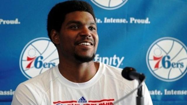 Basketball - Philadelphia's Bynum out indefinitely, says team