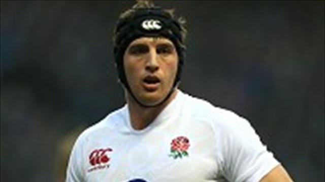 Rugby - Wood warns England to stay focused