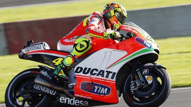 Motorcycling - Capirossi: Rossi can win again