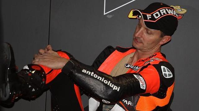 Motorcycling - Colin Edwards announces retirement