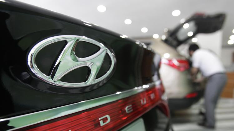 Hyundai Motor Logs Record Profit On Overseas Sales Yahoo