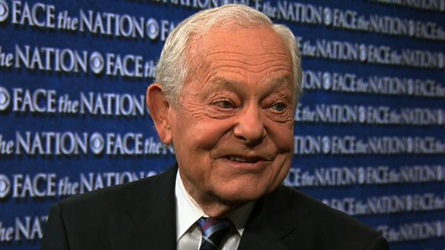 Bob Schieffer recounts five decades of inaugurations