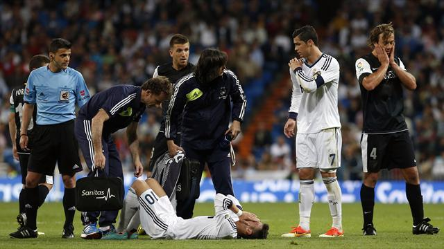 Liga - Real Madrid sweating on Ozil for Copa del Rey final