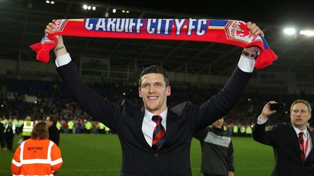 Premier League - New Cardiff deal for Hudson