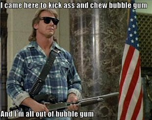 Playstation 4 Launch Day Strategy Guide – What You Need to Do on November 15th image Kick Ass and Chew Bubble Gum Rowdy Roddy Piper