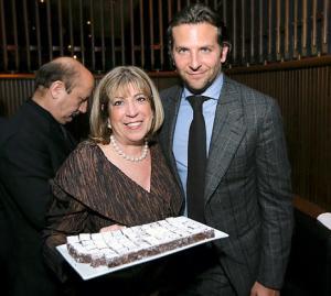 Bradley Cooper Celebrates His New Movie in NYC