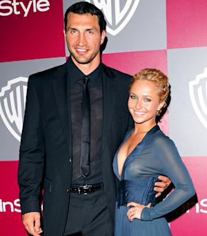Hayden Panettiere Secretly Engaged to Wladimir Klitschko!