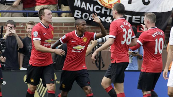 Friendly match - United put three past Real in Michigan