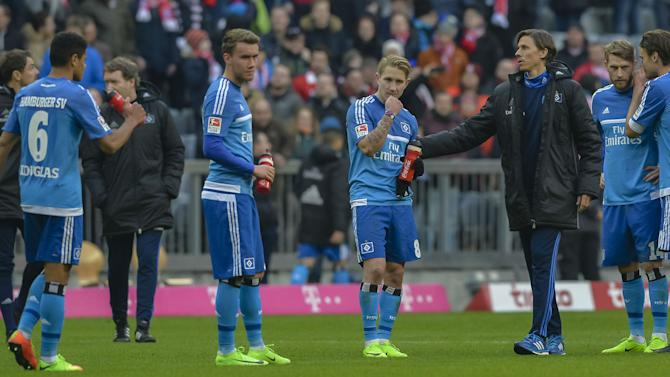 Courteous visitors: Hamburg's embarrassing away record against Bayern
