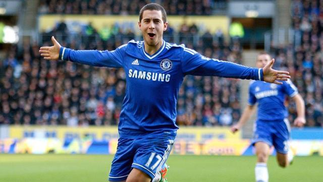 Liga - Hazard 'can compete with Messi & Ronaldo'