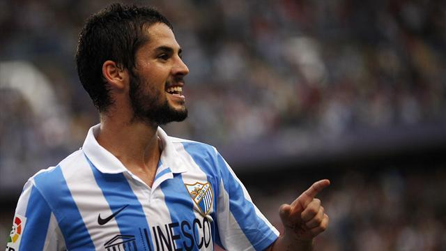 Liga - Isco: City, Madrid offers 'on the table'