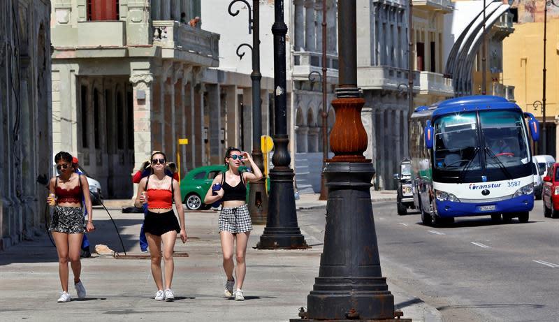 Cuba pierde un 6,5 por ciento de turistas extranjeros en el primer semestre