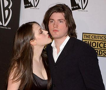 Kat Dennings and Ira David Wood 11th Annual Critics' Choice Awards Santa Monica, CA - 1/9/2006