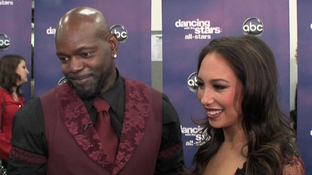Emmitt Smith On His Dancing Elimination: 'I Gave It My All!'  -- Access Hollywood