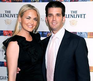 "Donald Trump Jr., Vanessa Trump ""So Excited to Add to Our Family"""