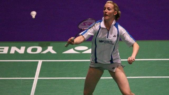 Badminton - Bankier and Ouseph fall early at world championships