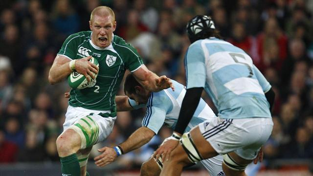 Six Nations Championship - O'Connell a doubt for Six Nations