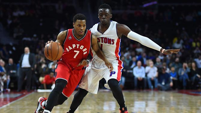 NBA scores 2016: Raptors inch closer and closer to Cavaliers