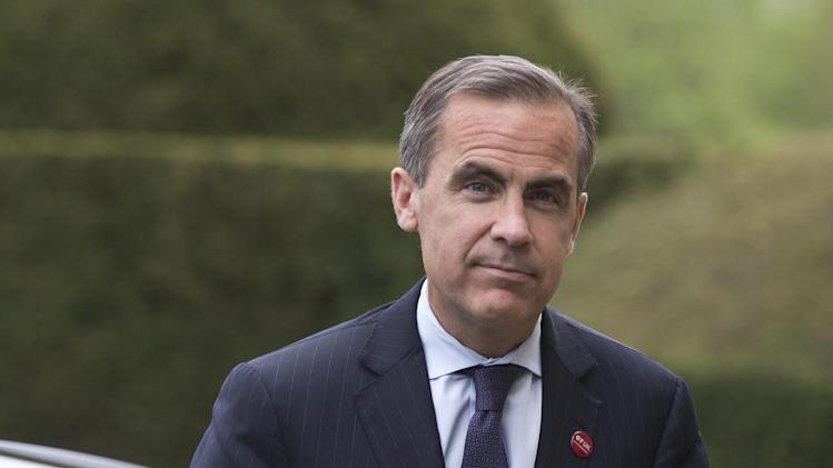New Bank of England governor