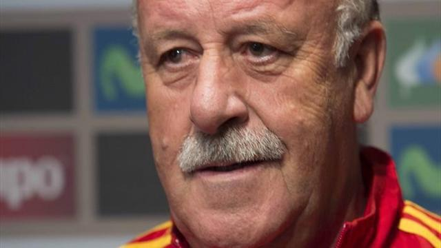 World Cup - Spain thinking ahead before final qualifiers