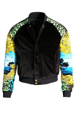 Worst: This bomber jacket might work on Nicki Minaj, but it's designed for men and we don't see them pulling this off.