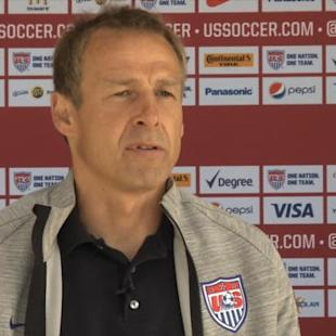 Players hungry to impress - Klinsmann