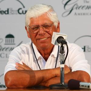 Lee Trevino comments on Patrick Reed before The Greenbrier