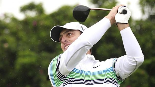 Francesco Molinari, Italy, Golf