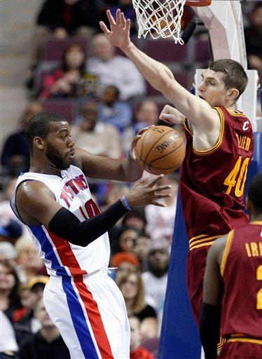 Pistons rout Cavaliers 117-99