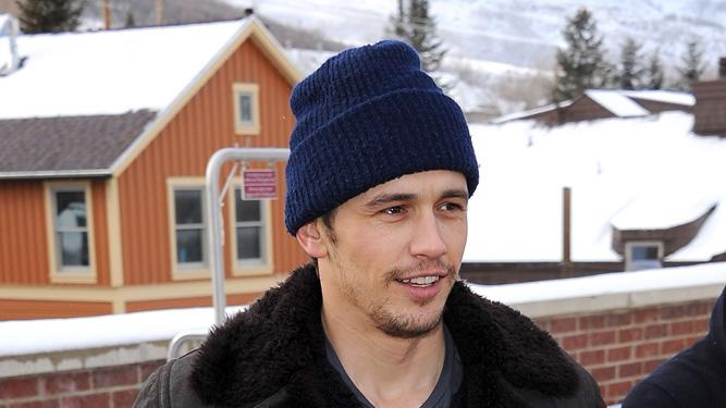 2011 Sundance Film Festival James Franco