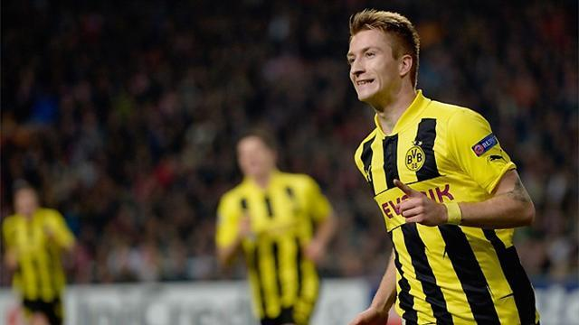 Champions League - Match facts: Shakhtar Donetsk v Borussia Dortmund