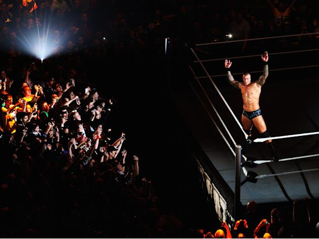 WWE Wrestling - World Tour 2012