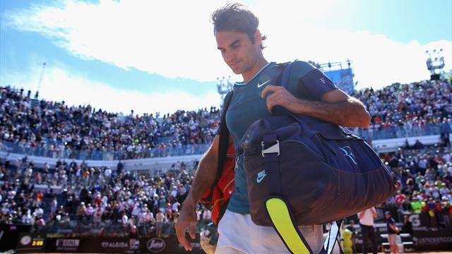 Tennis - Federer suffers shock defeat in first match since birth of twins