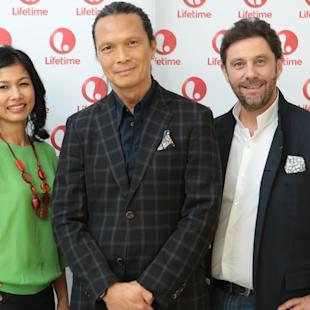 Meet the MasterChef Asia Judges: Susur Lee, Bruno Menard and Audra Morrice!