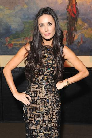 Demi Moore Celebrates 50th Birthday With Luxe Abu Dhabi Getaway