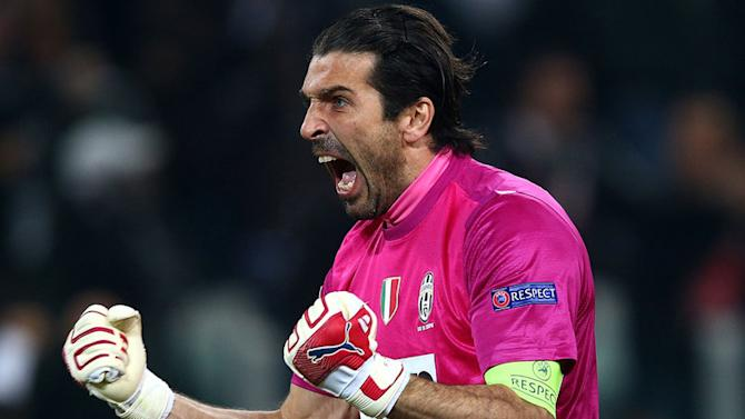 Buffon in Juve quit admission