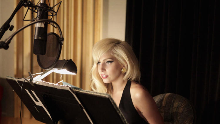 "Lady Gaga records Monday Aug. 22 on ""The Simpsons."""