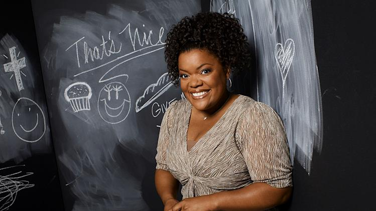 "Yvette Nicole Brown stars as Shirley in ""Community."""