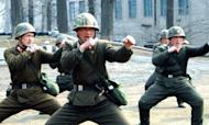 North Korea Leader Ready For 'All-Out War'