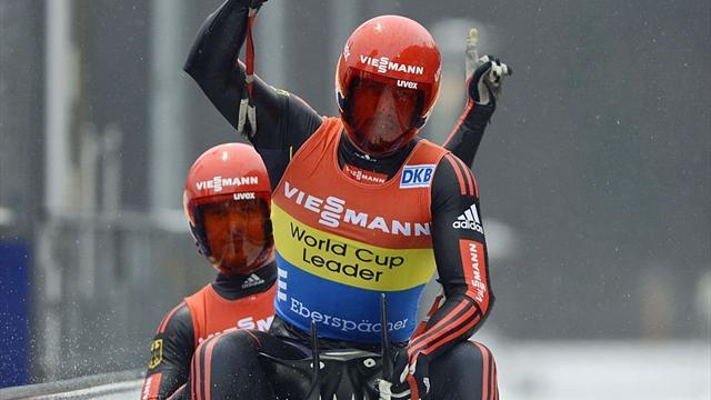 Luge - Fifth straight win for Wendl and Arlt