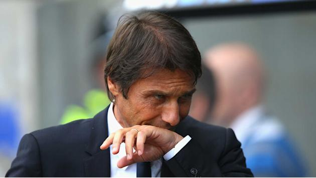 Conte sure Chelsea more talented than his first Juventus squad